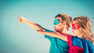Superhero in the making - boost your child's self-confidence from zero to hero