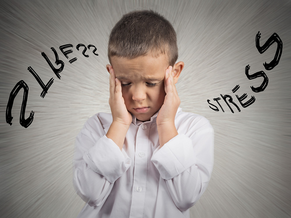 Child anxiety and dyslxia