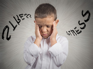 Living With the Stress of Dyslexia - How You Can Help Your Child Cope