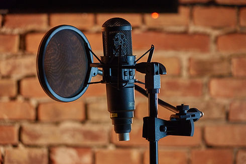 AVbaby Tonstudio Mikrofon