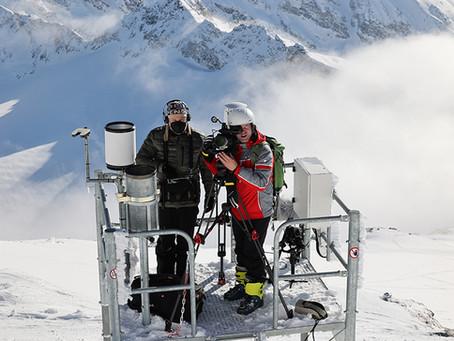 Drehtage: Land der Berge für ORF 3