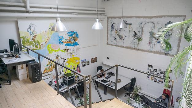 AVbaby Mediastudios Coworking Space for Rent
