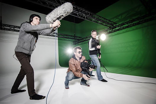 AVbaby Mediastudios Stefan Schmid Camera Man Light and Audio