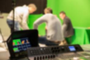 AVbaby Filmstudio Green Screen Kalibrierung