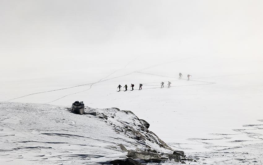 Sehnsuchtsort: Berge