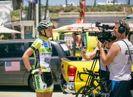 Race Across America mit Christoph Strasser