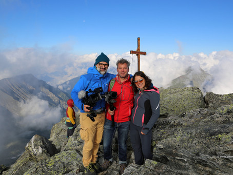 Drehtage: 150 Jahre Alpenverein – Eine Geschichte von ehrenamtichen HeldInnen