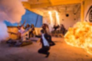 AVbaby Mediastudios Actionshoot Stuntman
