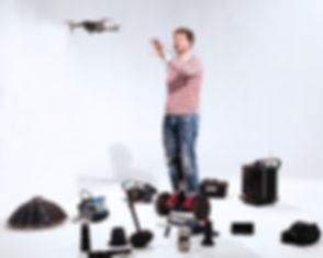 AVbaby Filmstudio Equipment Miete