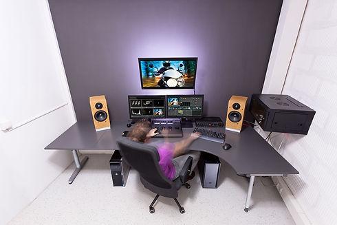 AVbaby Postproduktion Studio