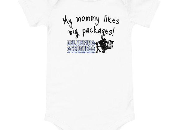 Mommy Big Package Onesie