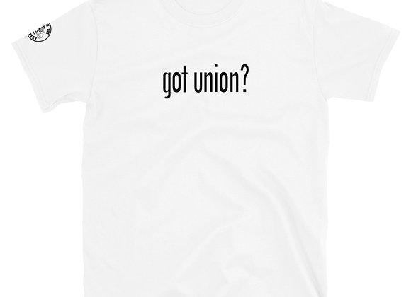 got union?