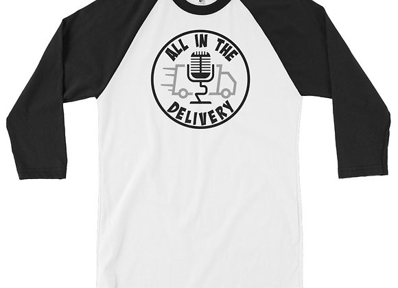Podcast Logo 3/4 Sleeve