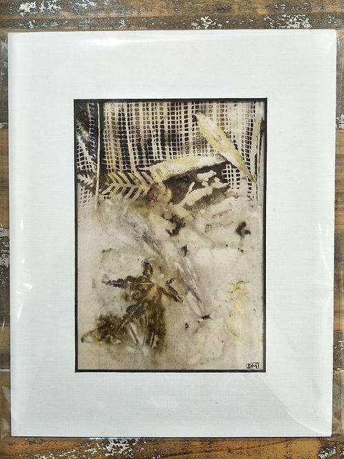 Dianne Mollison | Eco contact print 3