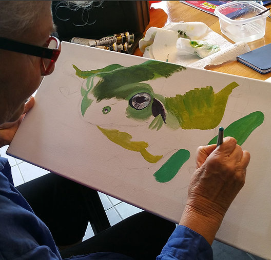 2 hour private session at Kapi Studio Kalorama