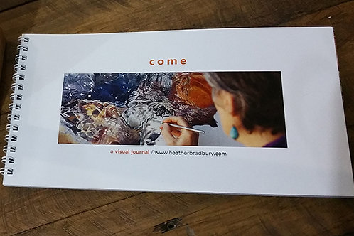 "Booklet - The story of the painting called ""Come"""