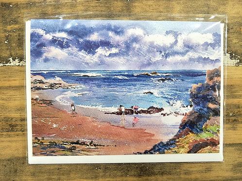 Glynis Brown | Beach afternoon