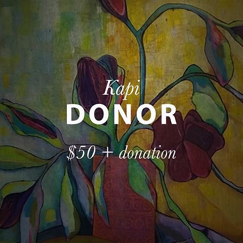 Kapi Donor Member