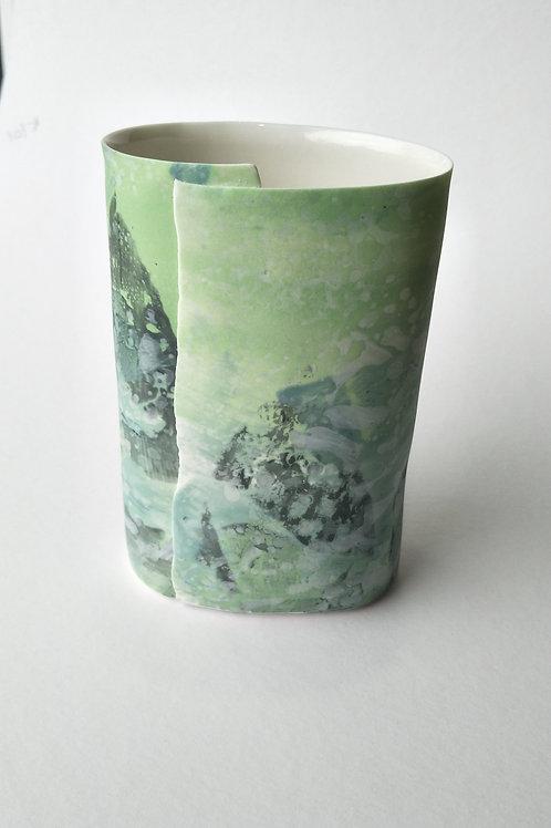 Tania Vrancic | Mountain Peaks Vase