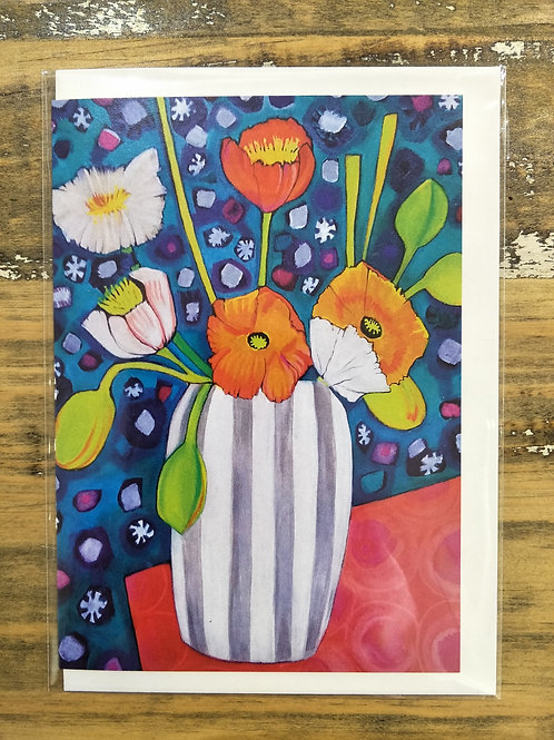 Karen Bowen | Happy Kapi Poppies