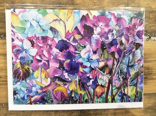 Glynis Brown | Pink/Purple flowers