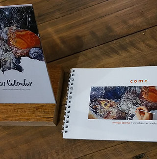 2017 Desk Calendar & Booklet