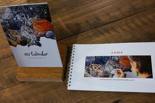 2017 Desk Calendar & Booklet