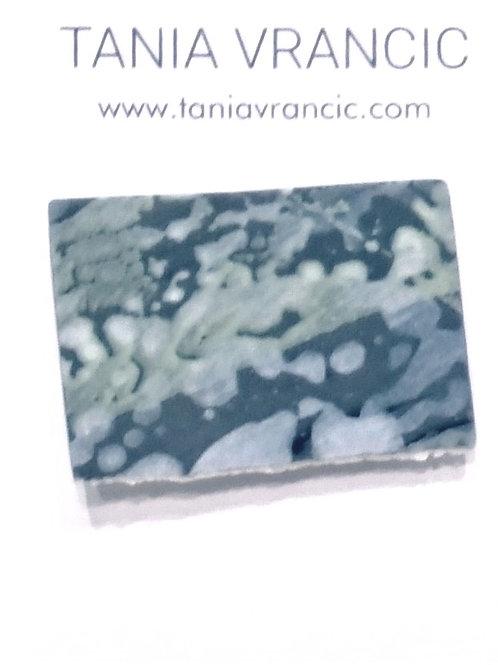 Tania Vrancic | Printed Porcelain Brooch