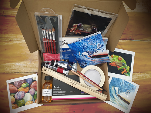 The Painting Pack Project - Gift Box