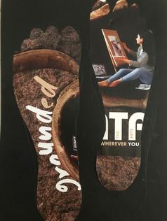 Being Jesus' beautiful feet