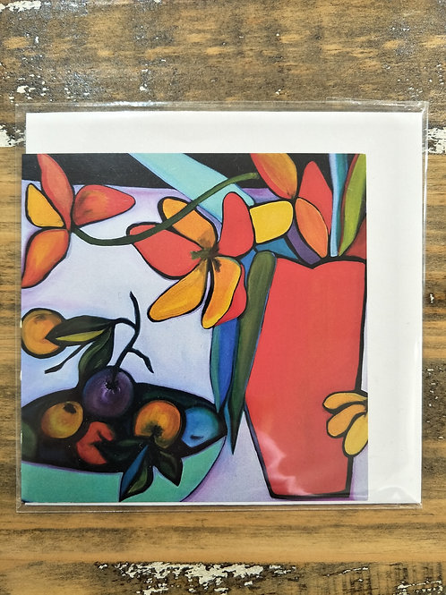 Karen Bowen | Fruit & Flowers