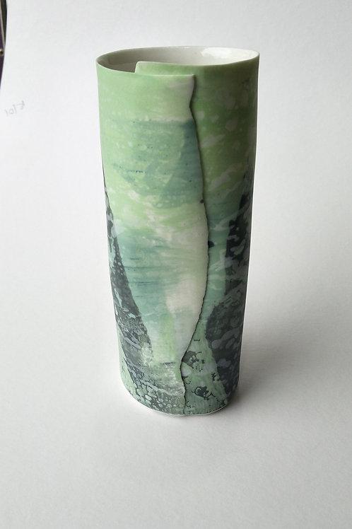 Tania Vrancic   Mountain Peaks Vase