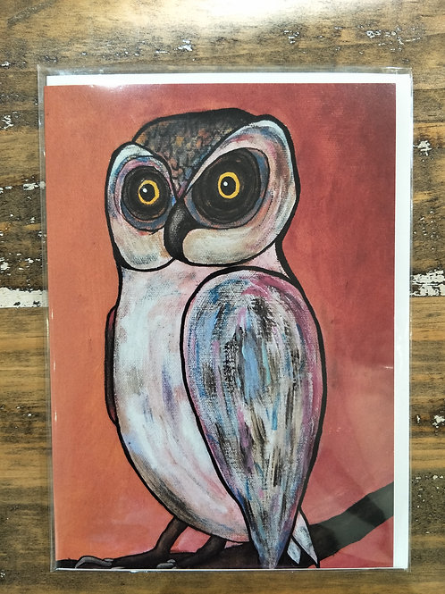 Elizabeth Taylor | Outraged Owl