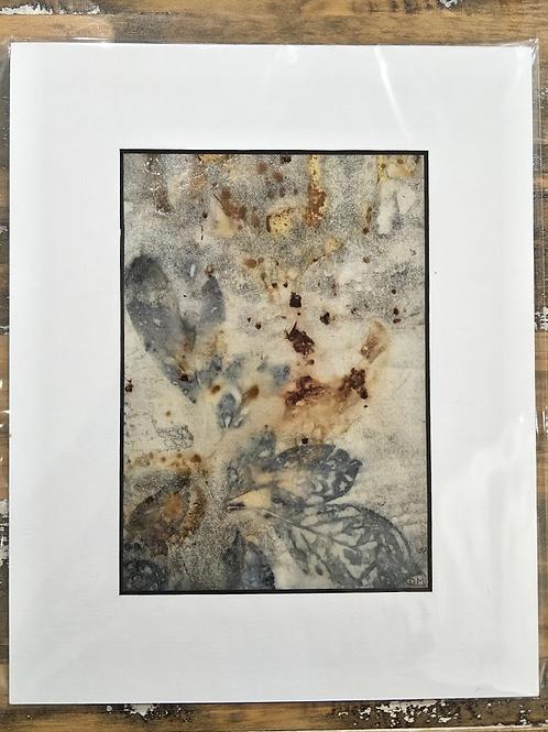 Dianne Mollison | Eco contact print 2