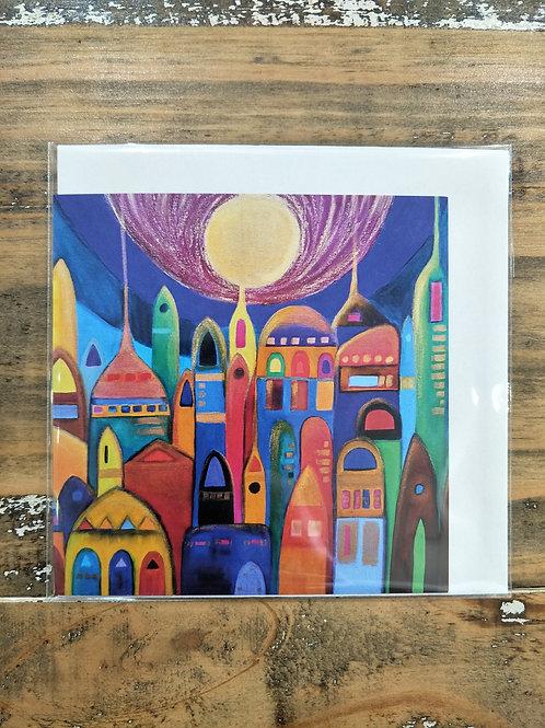Karen Bowen | Midnight Minarets