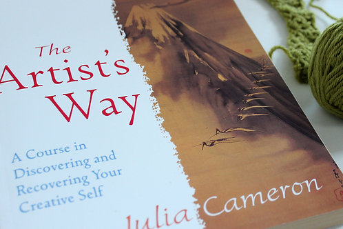 The Artists Way 13 wk Course - In studio or phone link. Begins 24th September