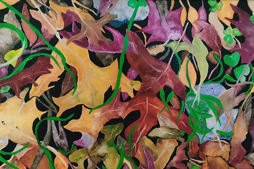 Sandra Messner | Autumn Leaves