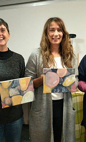 Paint & Pinot for Guys and Gals with Heather B