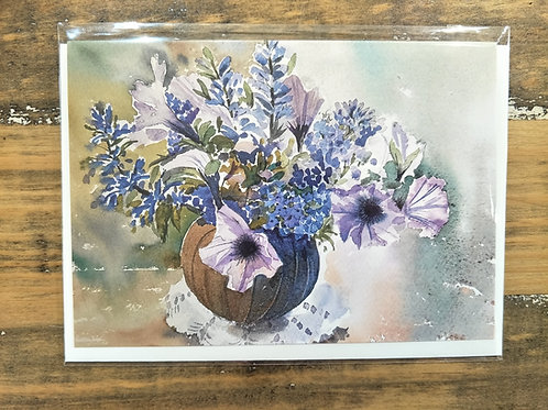 Glynis Brown |  Flowers on show