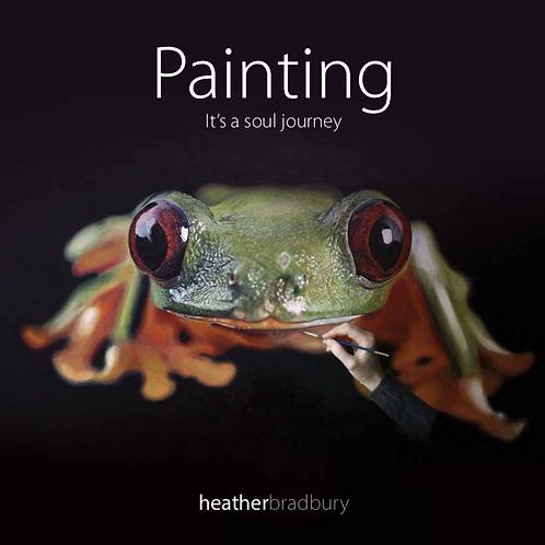 Heather Bradbury | Painting is a soul journey