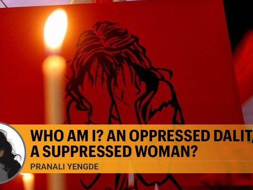 DALIT WOMEN IN INDIA: A STRUGGLE AGAINST DISCRIMINATION AND INJUSTICE