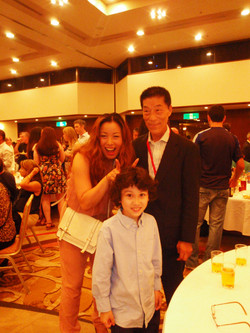 At Party -Nico and Ai