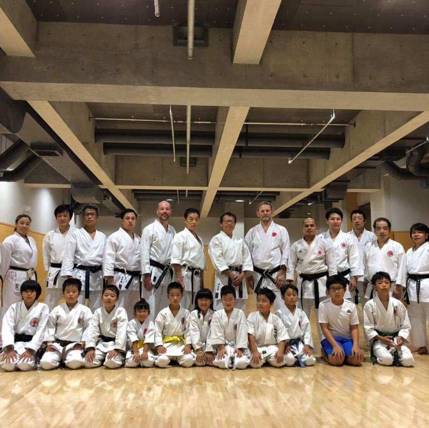 At Sho Karatedo Club International