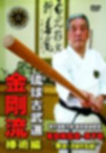 Ryukyu Kobudo Kongo-ryu DVD