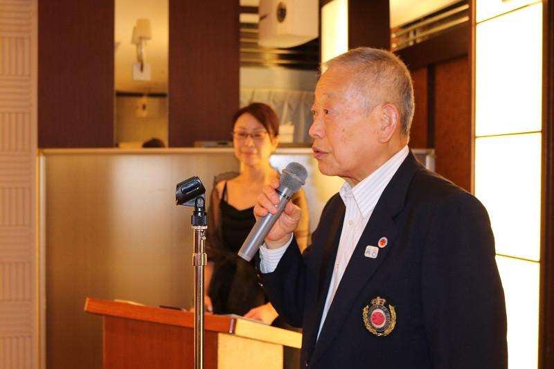 Shihan Fumikazu Ichikawa, Itosu-kai