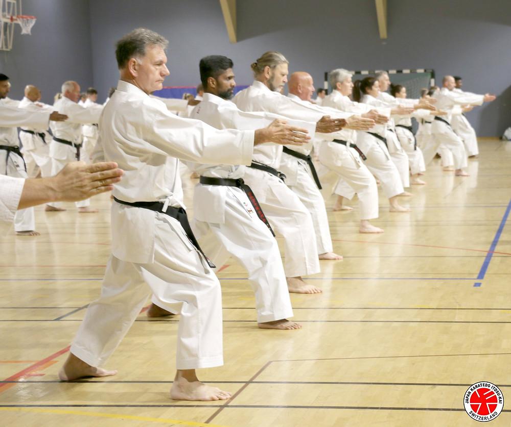 Itosu-kai European Black Belt Seminar2019