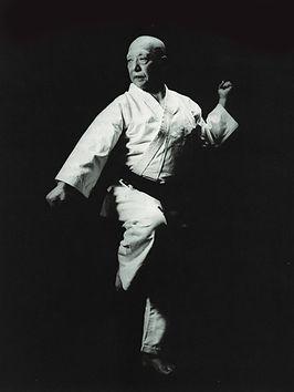 Master Ryusho Sakagami