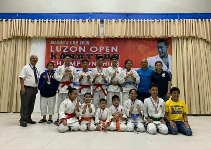 Itosu-kai Philippines in Luzon Open
