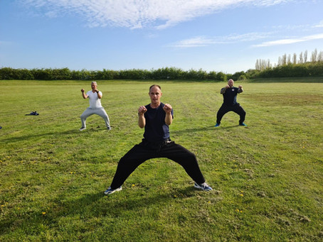 Corona, karate and Itosu-kai Denmark