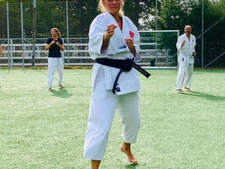 Summer Break was Over in Sweden Itosu-kai
